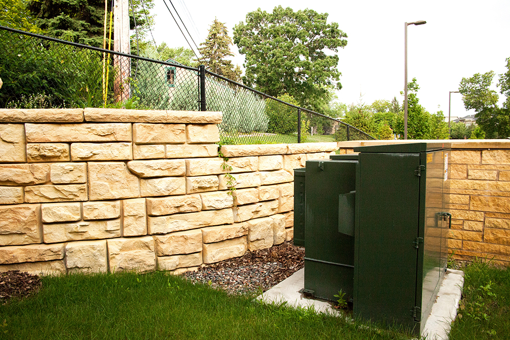 Retaining Wall Project Gallery Hardscape Construction